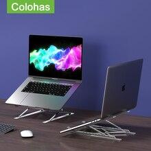 Portable Adjustable Laptop Stand Support Base Notebook Holder For Macbook Tablet Foldable