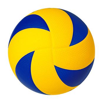 1 szt Standardowa siatkówka PU skóra mecz siatkówka kryty trening na świeżym powietrzu piłka miękka w dotyku piłka do siatkówki gorąca sprzedaż tanie i dobre opinie CN (pochodzenie) Beach Volleyball Siatkówka plażowa