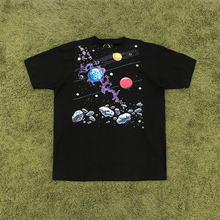 Men T-shirt Astroworld T-shirts 2019 SPACE GALAXY SOLAR Graphic Tee  Better Quality Short Sleeve Kanye West Pharrell