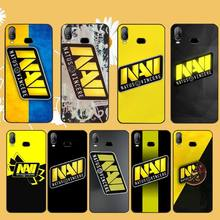 PENGHUWAN Natus Vincere navi Cover Black Soft Shell Phone Case For Samsung A10 A20 A30 A40 A50 A70 A71 A51 A6 A8 2018