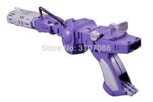 Image 5 - G1 Shockwave Meesterwerk Met Licht Transformatie MP 29 Ko Collection Action Figure Robot Speelgoed