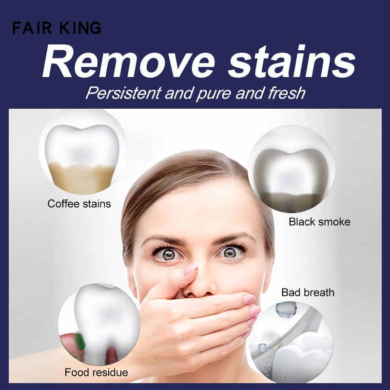 Drzewo herbaciane wybielanie zębów Essence Powder czyszczenie jamy ustnej Serum usuwa plamy nazębne wybielanie zębów narzędzie stomatologiczne pasta do zębów