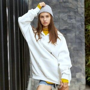 Image 5 - GEJIAN moda marka erkekler Hoodies 2019 erkek rahat Hoodie tişörtü erkekler beyaz Hoodies sudadera hombre Hip Hop Streetwear