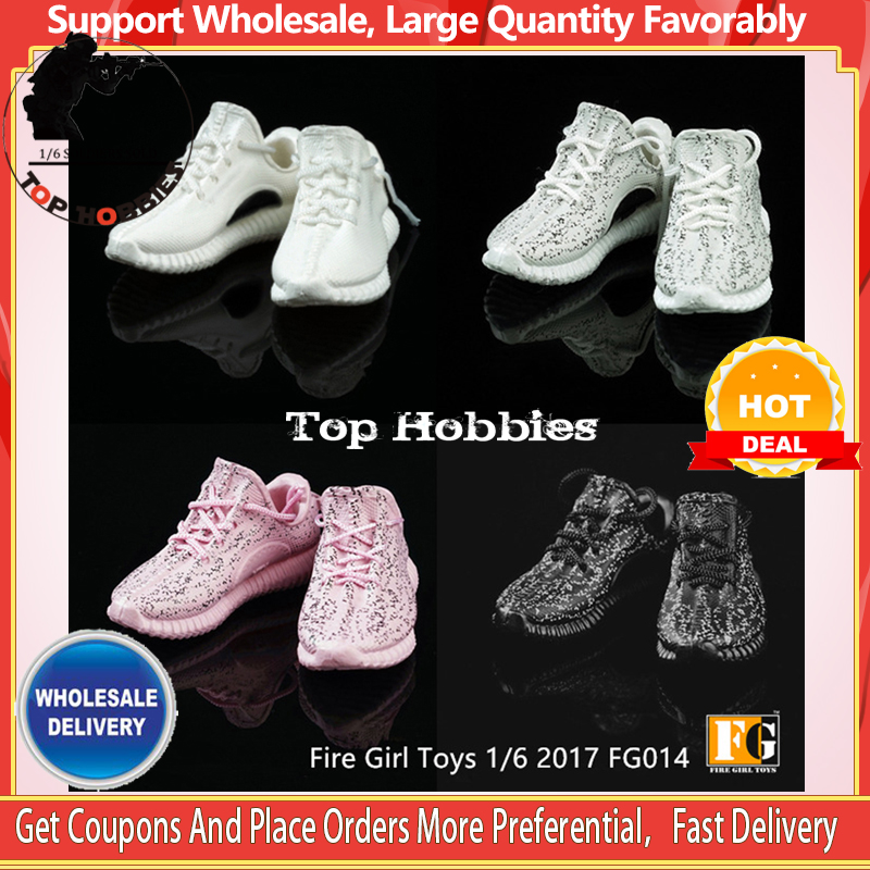 """3A TOYS 1//6 Scale Male Sneakers Model Hollow for 12/"""" Figure"""