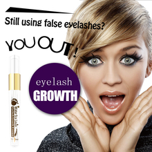 Eyelash Enhancer Essence Eyelash Growth Serum Treatment Natural Herbal