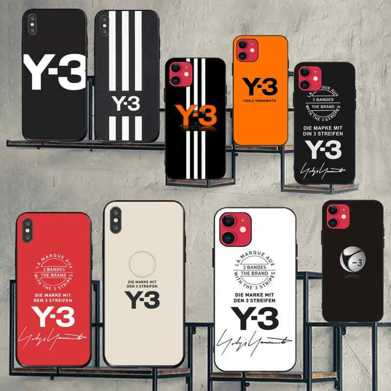Cutewanan Luxe Japan Sport Brand Custom Photo Soft Telefoon Case Voor Iphone 11 Pro Xs Max 8 7 6 6S Plus X 5S Se Xr Case