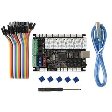 3D Printer Accessories Armed STM 32-Bit Motherboard Marlin 2.0 with 2209 for Arduino Replace Prusa(China)