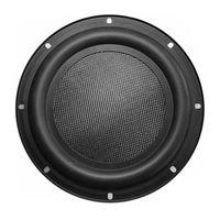 Audio Speakers Passive Radiator 8 Inch Diaphragm Bass Radiators Subwoofer Speaker Repair Parts Accessories DIY Home Theater|Speaker Accessories| |  -