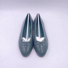 2021 neue Mode frauen Schuhe Heißer Verkauf Echtes Leder Wohnungen Luxus Marke Design Ballett Schuhe Komfortable Runde Kappe Schuhe