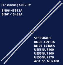 Matriz de retroiluminação led samsung BN96-45913A BN96-46033A 55