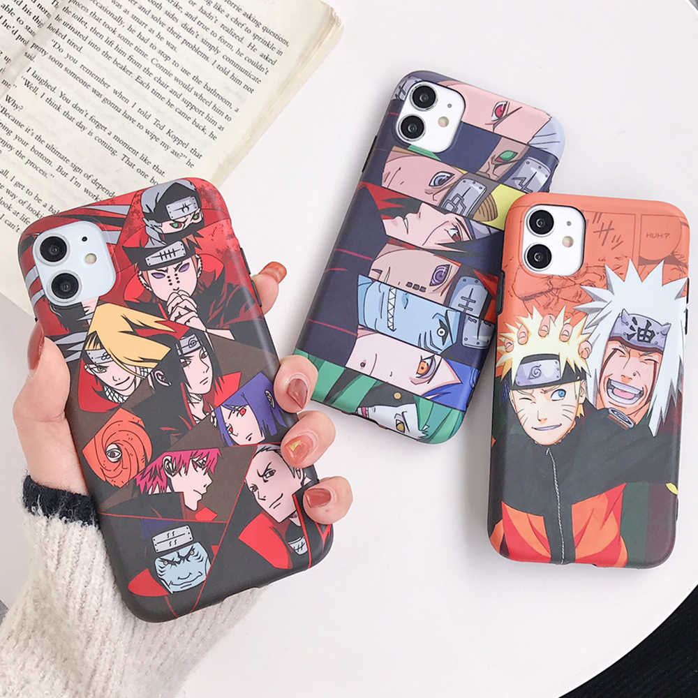 Kartun Spiderman Marvel Pahlawan Case untuk iPhone 11 Pro XS Max X XR 8 7 6 Plus Super Cute Besi pria Superman Soft Cover Coque