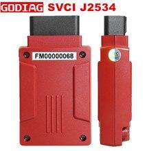 Svdi J2534診断ツールマツダサポートsae J1850モジュールプログラミング