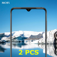 MOFi cam kırmızı mi not 8 8Pro 8T 7 7pro tam ekran koruyucu not 10 8 7 6 5 Pro Xiao mi mi Note10 Note6 temperli Film