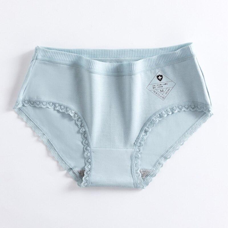 Women's Panties Cotton Briefs Ladies Underwear Print Girls Breathable Panty Female Underpants Women Pants