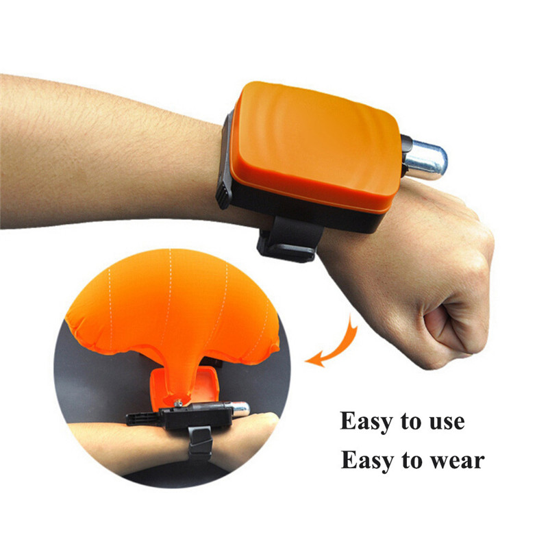 ΣClearance SaleBracelet Safety-Rescue-Device Anti-Drowning Emergency-Tools Swimming Floating-Wristband