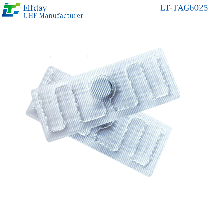 LT-TAG6025 UHF RFID Washing Label UHF High Temperature Waterproof Clothing Hotel Linen Towel Management Anti-theft Special