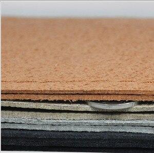 Image 5 - DIY Lenkrad Abdeckungen/Weiche Faser Leder geflecht auf die lenkung rad von Auto Mit Nadel und Faden innen zubehör
