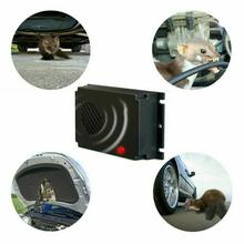 Wszechstronny i trwały samochód ultradźwiękowy odstraszacz myszy szczur zasilany z baterii odstraszacz gryzoni tanie tanio JOSHNESE 8 5cm 4 5cm 14 5cm Power 0 12 W 115g