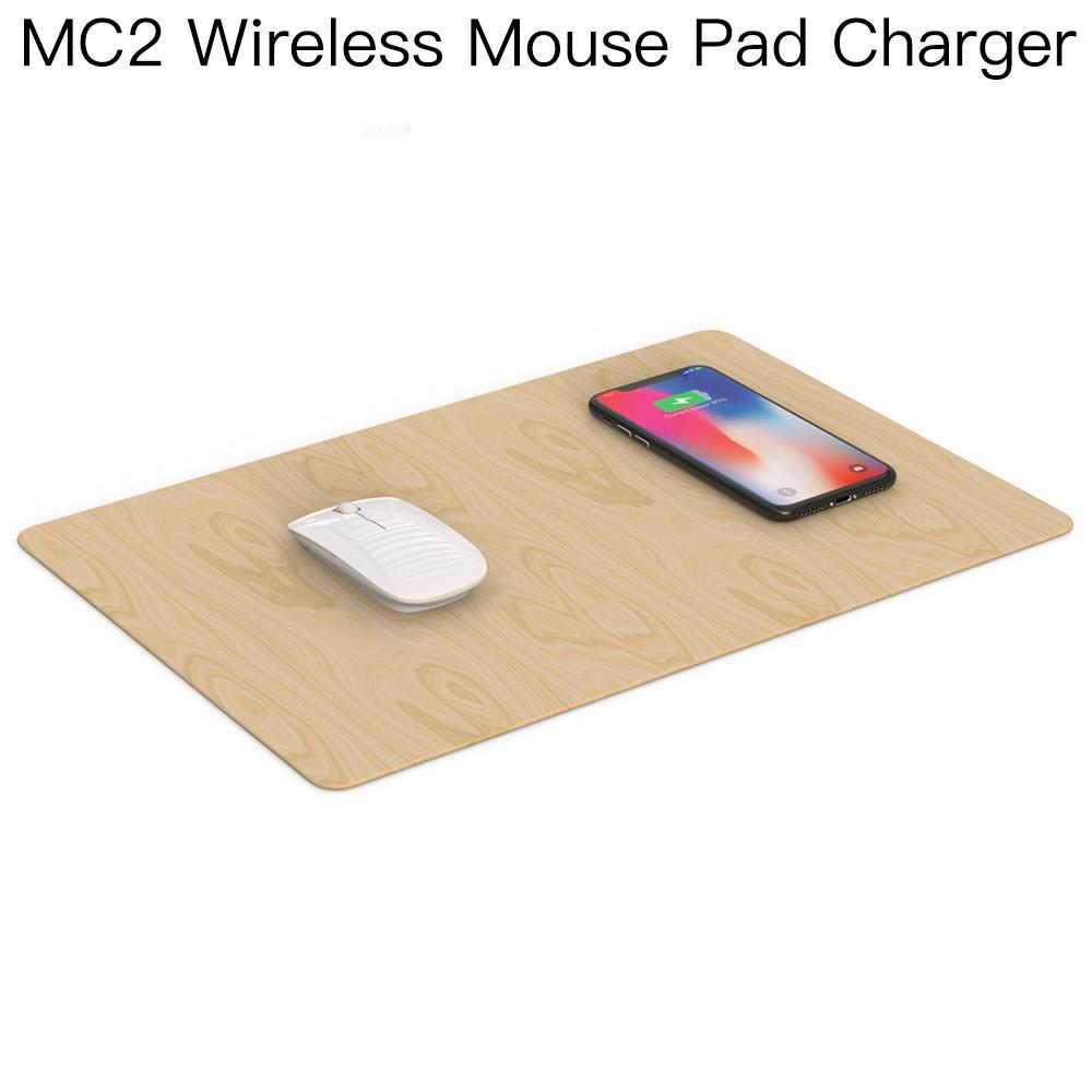 JAKCOM MC2 Wireless Mouse Pad Charger Super value than ssd m2 nvme cooling fan usb cooler for laptop 6s plus pink mouse image