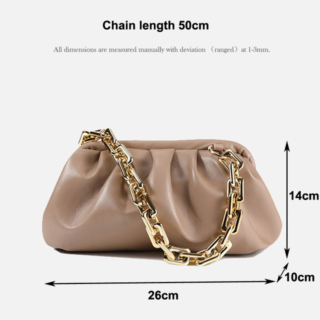 Soft Leather Madame Bag  6