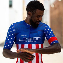 L39ION DT 스위스 프로 팀 Mens Cycling Jerseys maillot ciclismo 유니폼 탑스 high quailty cycle wear tenue cycliste hombre shirt(China)