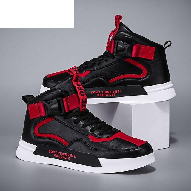 Messi-zapatos de alta calidad para hombre, zapatillas de Skateboarding al aire libre, informales, color negro, rojo, primavera y otoño, 2021 1