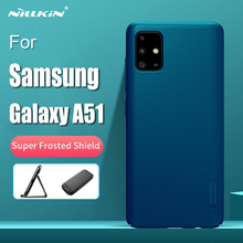 For Samsung Galaxy A51 Case Nillkin Super Frosted Shield Ultra Thin PC Back Cover Phone Case for Samsung A51 Case