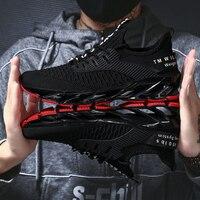 SENTA-Zapatillas de correr Blade para hombre, nuevas deportivas antideslizantes, con suela exterior, para caminar, trekking, ocio, verano