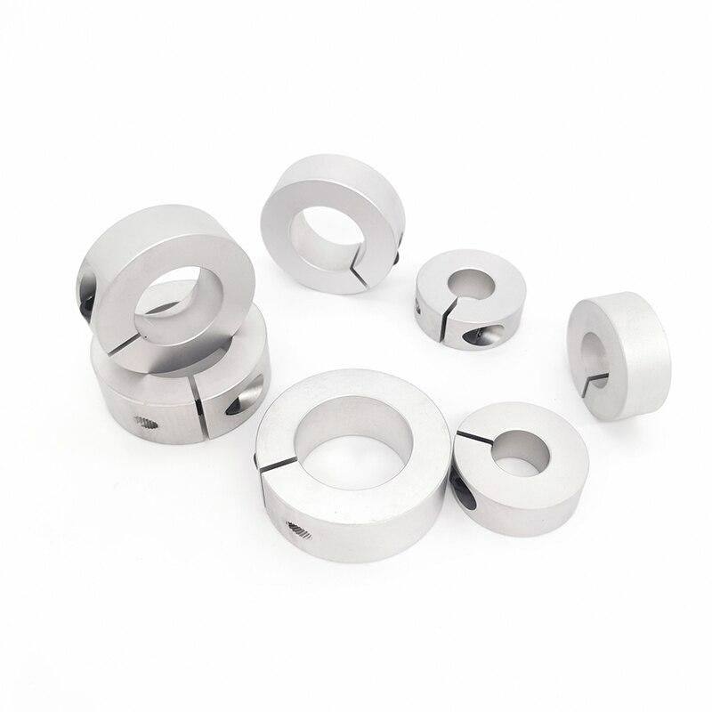 SCS optical shaft fixed locking opening limit ring bearing fixed main shaft retainer sleeve