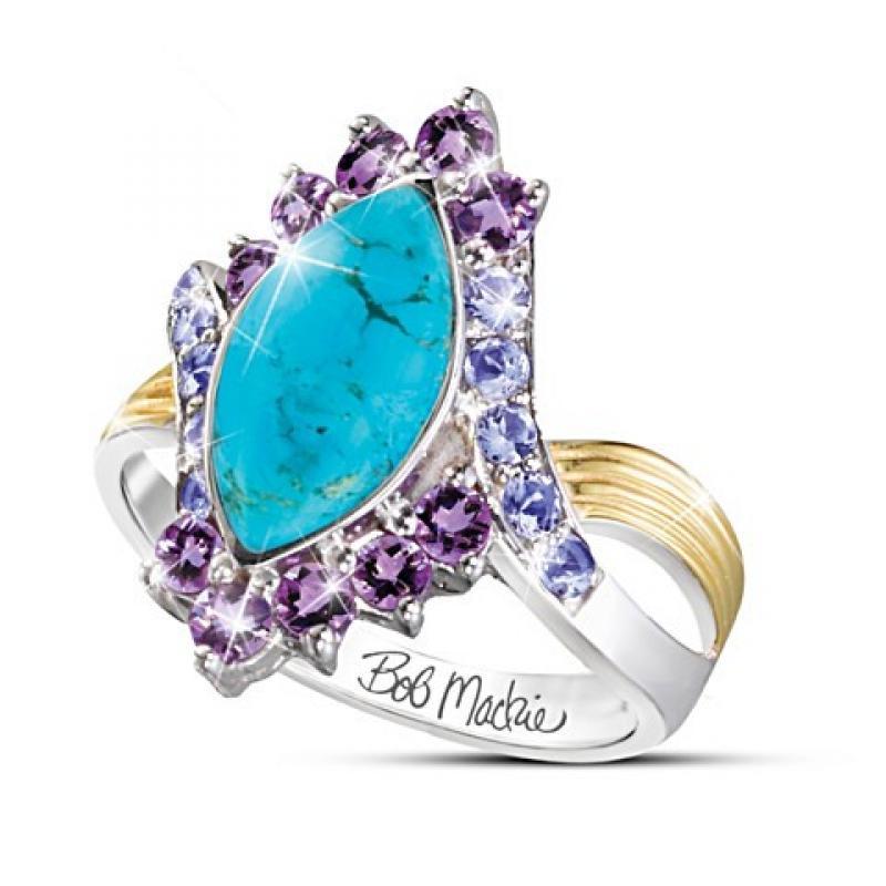 12 созвездий узор женские лодочки в стиле ретро на голову с изображением луны и звезд, кольцо для женщин, кольцо, кольцо из нержавеющей стали ...