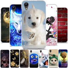 For BQ S Mobile 4072 Strike Mini BQS-4072 Cover Case TPU Sil
