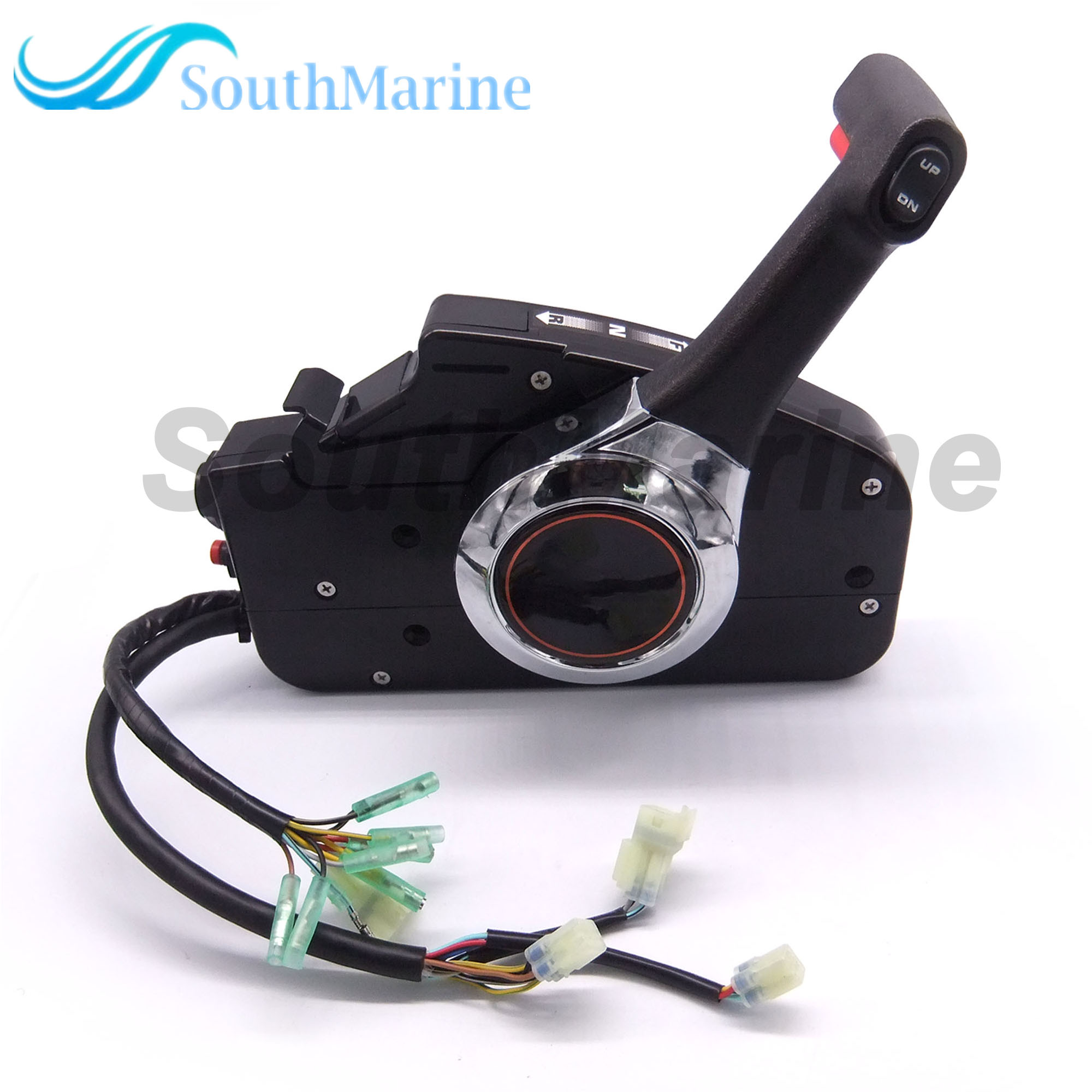 24800-ZZ5-A22 24800-ZZ5-A01 24800-ZZ5-A02 Boat Engine Remote Control Box For Honda Outboard Motor BF40-150 Left Hand