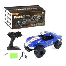Hot New Off-road 1/14 RC Car Remote Control Climbing Two-Wheel Drive Big Tail Semi-High Speed Racing Truck Popular Toys tofoco new alloy high speed four wheel drive rc car climbing dirt bike buggy radio remote control racing car model toys for kids
