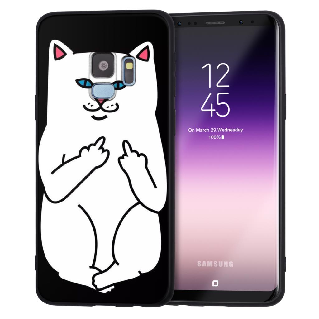Phone Case For Samsung Galaxy S9 S8 Plus Note 8 9 J4 J6 A9 A6 A8 Plus 2018 Pattarn Silicon Cover A7 2018 A50 A30 Protective Case
