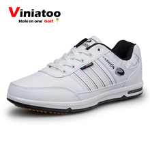 2020 водонепроницаемый Гольф кроссовки мужчин на открытом воздухе трава спортивная обувь для гольфиста антипробуксовочная весна лето дышащий PU