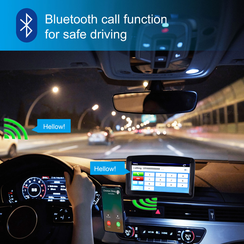 Bluetooth-call