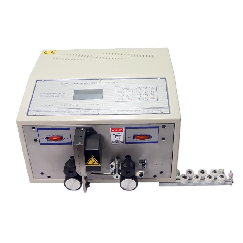Machine automatique de dénudage de fil de SWT508C pour la machine de dénudage de fil d'épluchage d'ordinateur de coupe de peau de SWT 508C 1mm-2.5mm