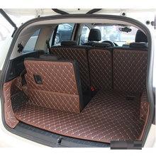 ¡Calidad superior! Esteras para maletero de coche, alfombras duraderas e impermeables, para BMW Serie 2, Gran Tourer, 7 asientos, Envío Gratis, 2014