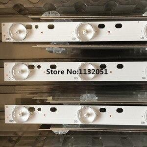 Image 3 - 12 adet/grup LCD TV LED arka ışık D304PHHB01F5B KJ315D10 ZC14F 03 303KJ315031 E348423 10LED 570mm 3V 100% yeni