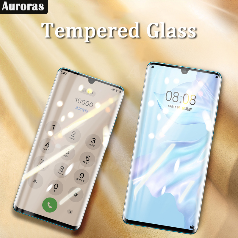 Auroras For Xiaomi Mi Note 10 Lite Glass Screen Protector Glass Film 9D Full Tempered Glass Screen For Mi Note 10 Lite Glass