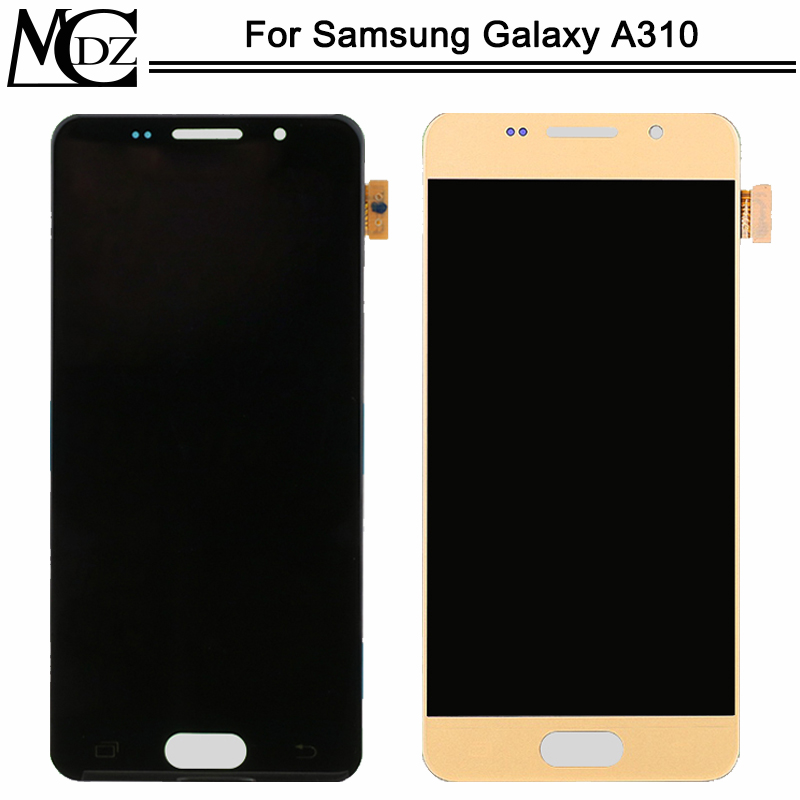 New For <font><b>Samsung</b></font> Galaxy <font><b>A310</b></font> <font><b>LCD</b></font> Display + Touch Screen Digitizer Assembly image