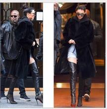 Winter Women Long Warm Coat