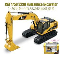 Новый Кот 1:50 кошка 320D 323D L Гидравлический экскаватор инженерно автомобили-модельная игрушка