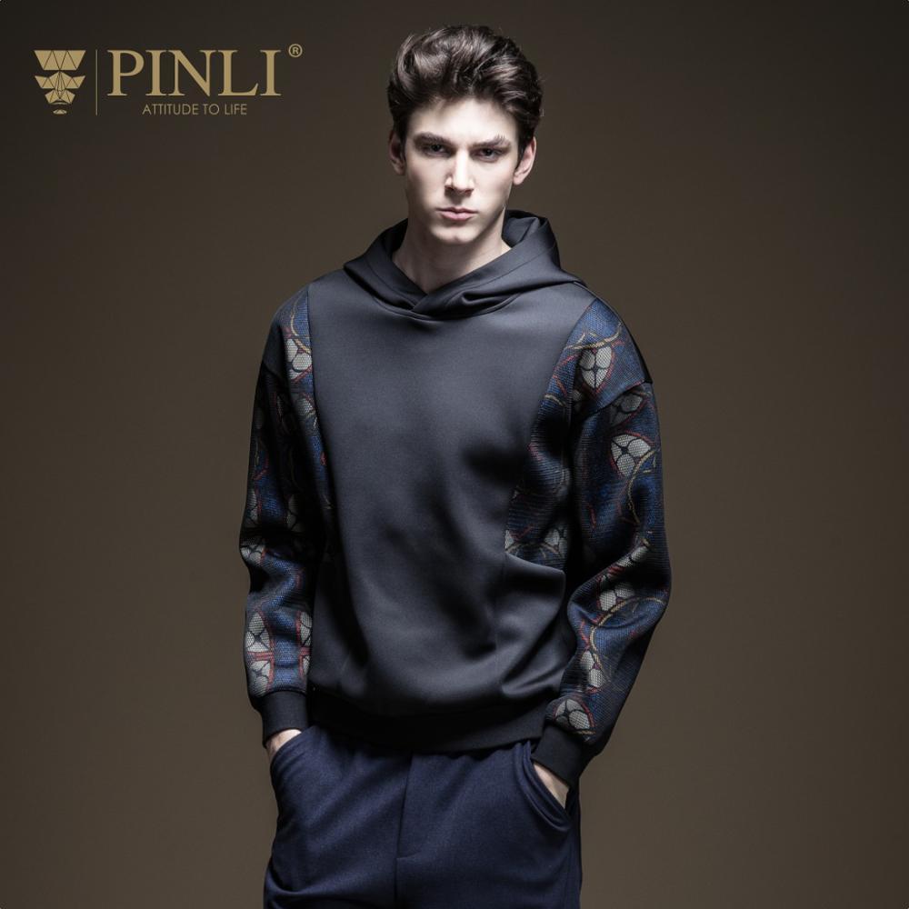 2019 Sale Palace Twenty One Pilots Moletom Masculino Pinli New Winter Men's Printed Mesh Hooded Casual Sweater Coat B194109368
