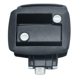 Новый черный RV весло входная дверь замок защелка ручка дэдболт Кемпер трейлер