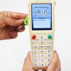 Image 4 - ドロップ販売! 英語版icopy 5 Icopy5 スマートカードキーマシンのrfid nfcコピー機ic/idリーダー/リーダライタデュプリケータ