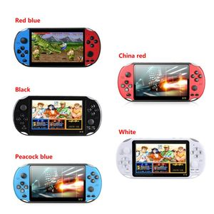 "Image 1 - X12 5.1"" Colorful Screen Retro Game Console 128Bit Handheld Game Host Machine"