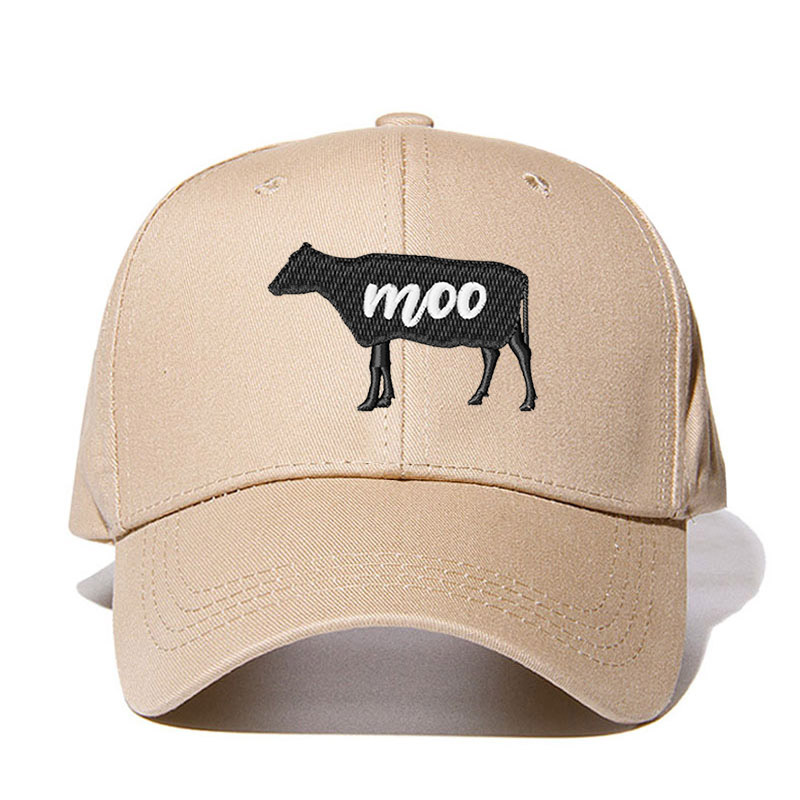 Woof The Fish Logo Fashion Adjustable Cotton Baseball Caps Trucker Driver Hat Outdoor Cap Pink