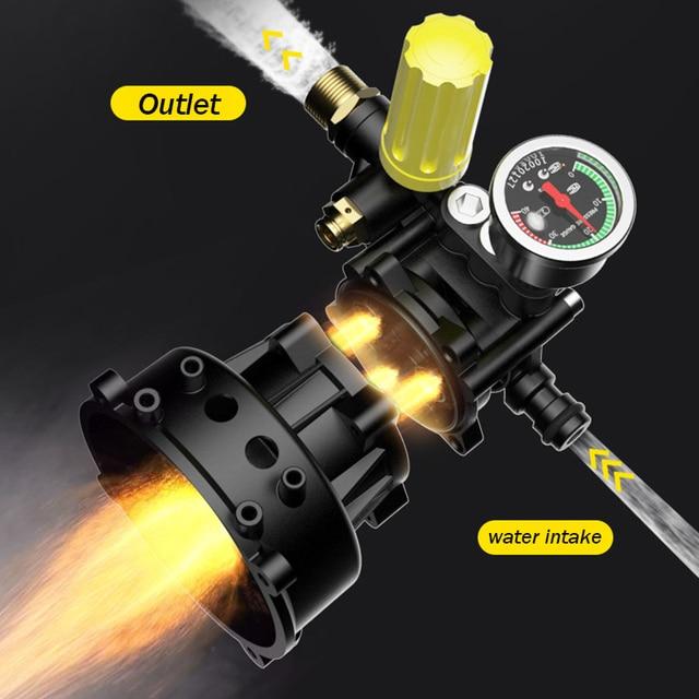 3000W Household High Pressure Car Washing Machine Portable Car Washer Car Washing Water Gun Foam Generator Auto Accessories 6