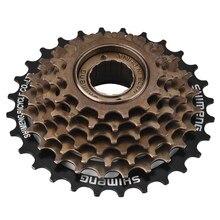 Mtb cassete 7 velocidade 13-15-17-19-21-24-28t bicicleta cassete montanha roda livre bicicleta roda dentada peças de bicicleta para shimano/sram